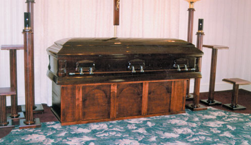 Funeral Home Furniture Anything But Caskets